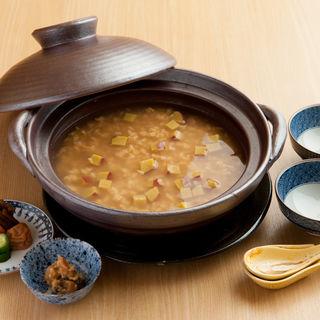 さつま芋のリゾット(和処 きてら )