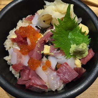 ばらちらし(すし京辰 恵比寿店 (すしきょうたつ))