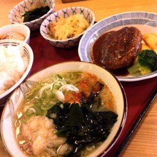チョイス(名古屋守山食堂 (まいどおおきに食堂))