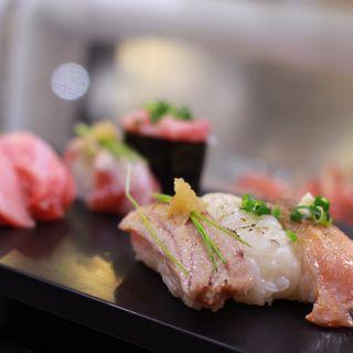 あぶり寿司(すしざんまい 本店 )