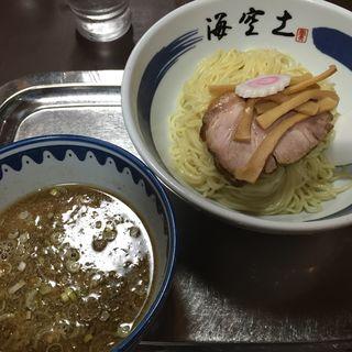 つけ麺(細麺)(らー麺専科 海空土 )