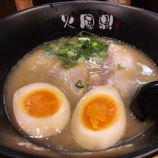 味玉ラーメン(火風鼎 )