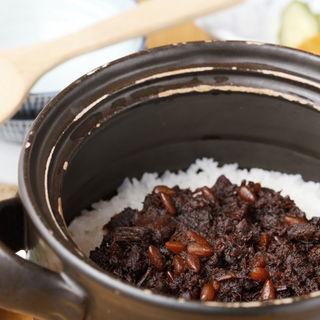 牛時雨の土鍋(あ・寛 (あ・かん))