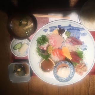 刺身定食(ひかり屋本店 赤坂 )