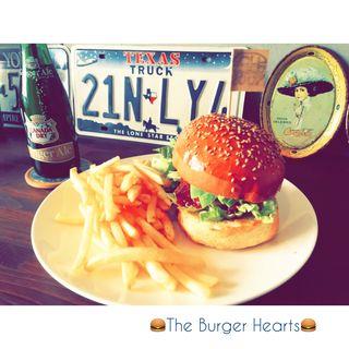 アボカドバーガー(THE BURGER HEARTS (ザ バーガーハーツ))