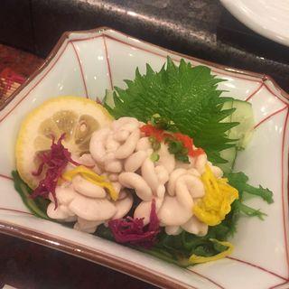 白子ポン酢(さかえ寿司 (さかえすし))