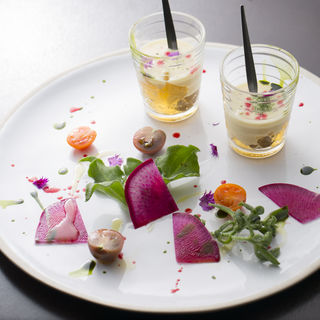 野菜のおまかせ盛り合わせ(Maison4125 (メゾン))