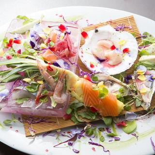 鮮魚のカルパッチョ(Maison4125 (メゾン))