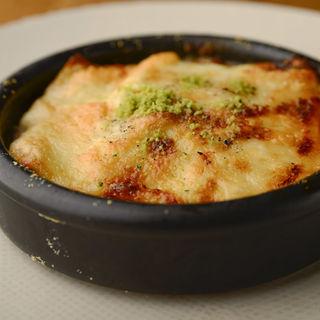 チーズトマトグラタン(オービカ モッツァレラバー 東京ミッドタウン店 )