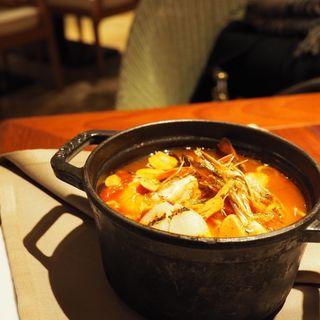 シーフードサイミン(muumuu diner)