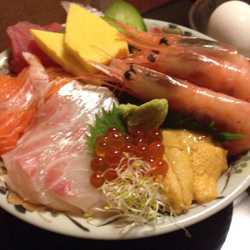 具だくさん海鮮丼 うにいくらが入った原価率150の赤字商品!!!!!!!!!!!!!!!!!!!