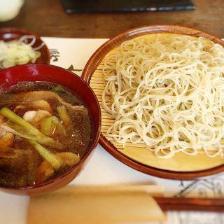 鴨せいろ(そば茶房 遊蕎 (ゆうきょう))
