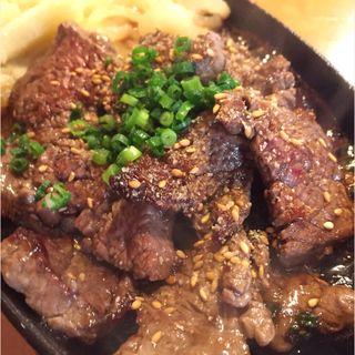 焼肉ビック定食(焼肉道場 松力 )