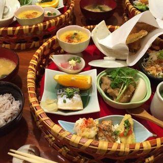 お昼のランチ(木味土味庵 (キミドミアン))
