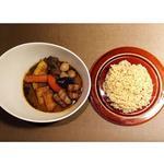 自家製燻製のスープカリー オマールスープ(FUKUROO. (梟))