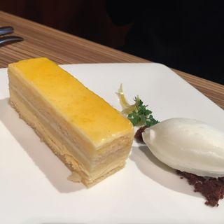 レモンオペラ(KEISUKE MATSUSHIMA (ケイスケ マツシマ【旧店名】レストラン アイ))