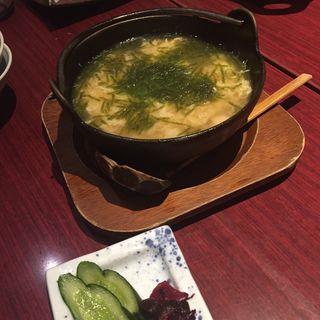 かに雑炊(北海道料理 弁天別館 )