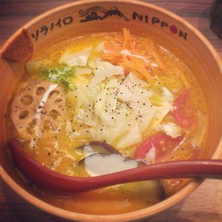 玄米麺ベジソバ(ソラノイロ ニッポン (ソラノイロ NIPPON))