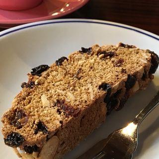 ビスコッティ(イリヤプラスカフェ (iriya plus cafe))