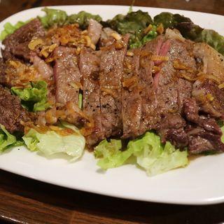 国産牛リブロースステーキ(居酒屋祭)