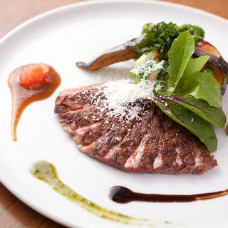 本日の肉料理(BISTRO LA ATORI)