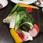 彩り野菜のシンフォニー