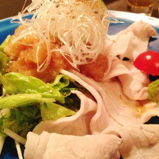 三元豚冷しゃぶサラダ(木ノ下 )