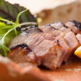 豚肉のグリル(博多ひさご)