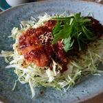 発酵豚の味噌カツ丼