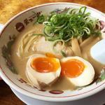 半熟煮玉子ラーメンこってり(天下一品 姫路店 (てんかいっぴん))