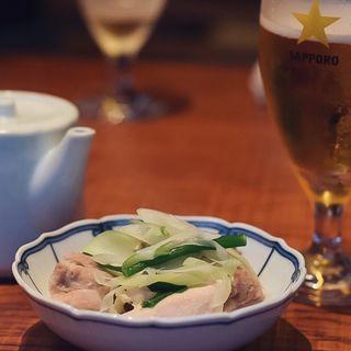 水炊きコース<竹>(とり田 博多本店 (トリデン))
