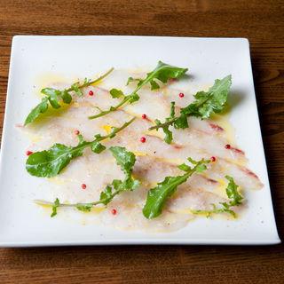 鮮魚のカルパッチョ(YAKITORI 燃 )
