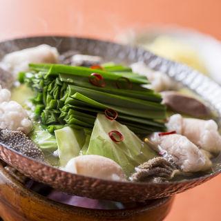 もつ鍋(日本料理 四季亭/博多都ホテル)