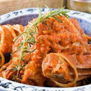 海老と豚肉のトマト煮込み(サスワール (S/ASSEOIR))