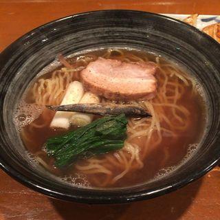 醤油ラーメン(さかえ屋 )