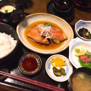 金目鯛の煮付け(ふくろう )