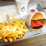 DBL ShackBurger&Cheesefries