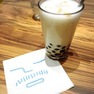 タピオカココナッツミルク(ICE MONSTER OMOTESANDO (アイスモンスター))