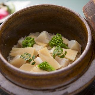 筍ご飯(北瑞苑 (きたずいえん))