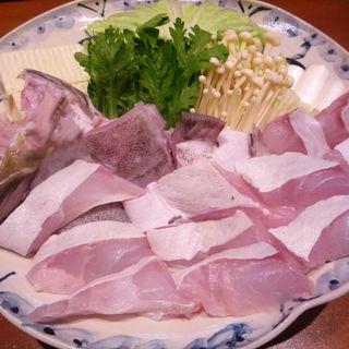 くえ鍋(佳味 光月 (かみ こうげつ))