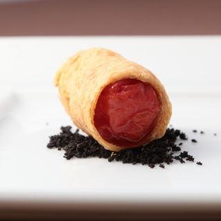 トマトのパイ包み(銀座 シェ・トモ (GINZA chez tomo))