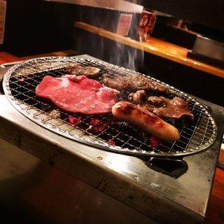 牛タン塩(七輪焼肉 安安 牧港店 )