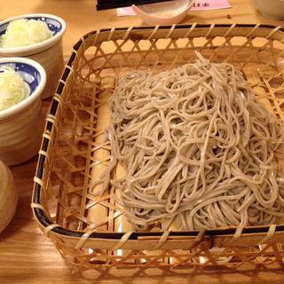 五合そば(手打ち蕎麦道 )