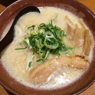 白味噌ラーメン(伝蔵 渋谷センター街店)