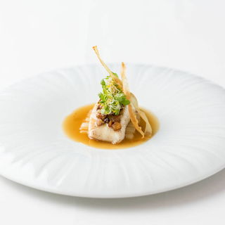 本日の魚料理(ル ポン ド シエル (LE PONT DE CIEL))