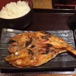 きんき開き定食(越後屋八十吉 (エチゴヤヤソキチ))