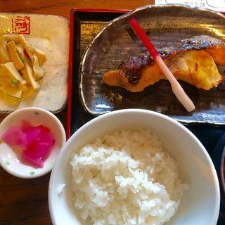 赤ムツの味噌焼き(がらり 千駄ヶ谷店 (GALALI))