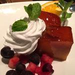 柚子味噌カタラーナ