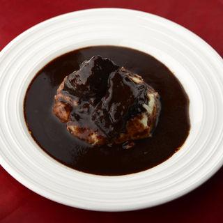 牛肉の赤ワイン煮込み(ブション・ドール)