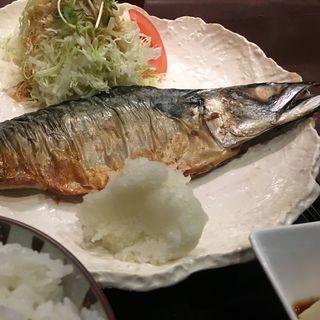 鯖の塩焼き(SABAR 恵比寿店 (サバー))